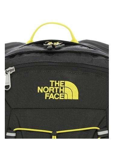 The North Face The North Face Borealis Classic Sırt Çantası Siyah/Sarı Gri
